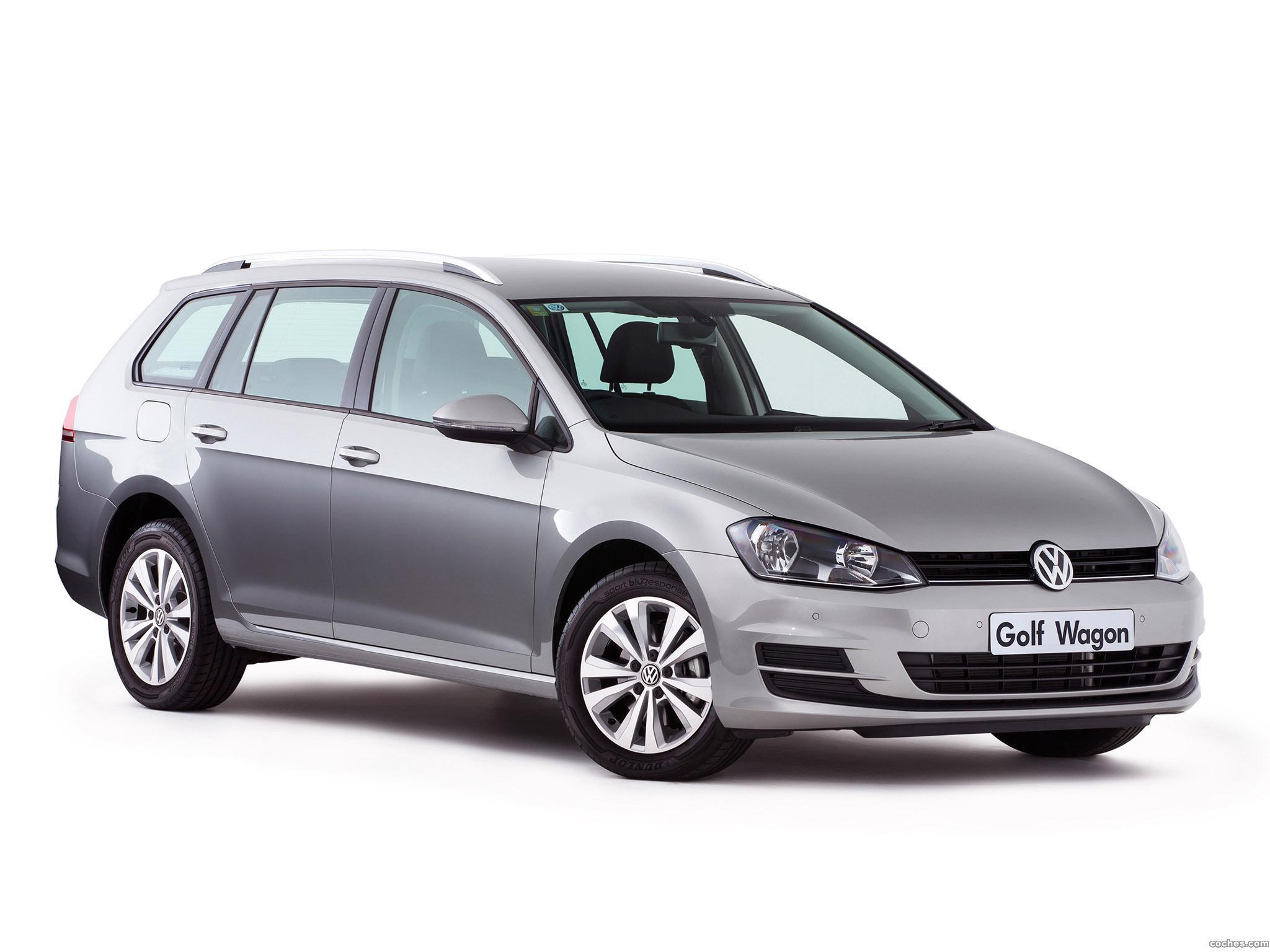 Foto 8 de Volkswagen Golf TSI BlueMotion Wagon Australia 2014