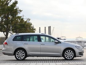 Ver foto 7 de Volkswagen Golf TSI BlueMotion Wagon Japan 2014