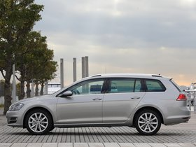Ver foto 6 de Volkswagen Golf TSI BlueMotion Wagon Japan 2014