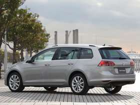 Ver foto 4 de Volkswagen Golf TSI BlueMotion Wagon Japan 2014
