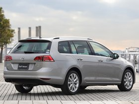 Ver foto 3 de Volkswagen Golf TSI BlueMotion Wagon Japan 2014