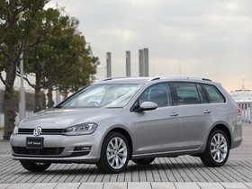 Ver foto 1 de Volkswagen Golf TSI BlueMotion Wagon Japan 2014