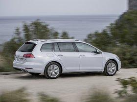Ver foto 9 de Volkswagen Golf Variant TSI  2017
