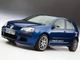 Ver foto 2 de Volkswagen Golf TwinDrive Concept 2008