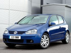 Fotos de Volkswagen Golf V 2003