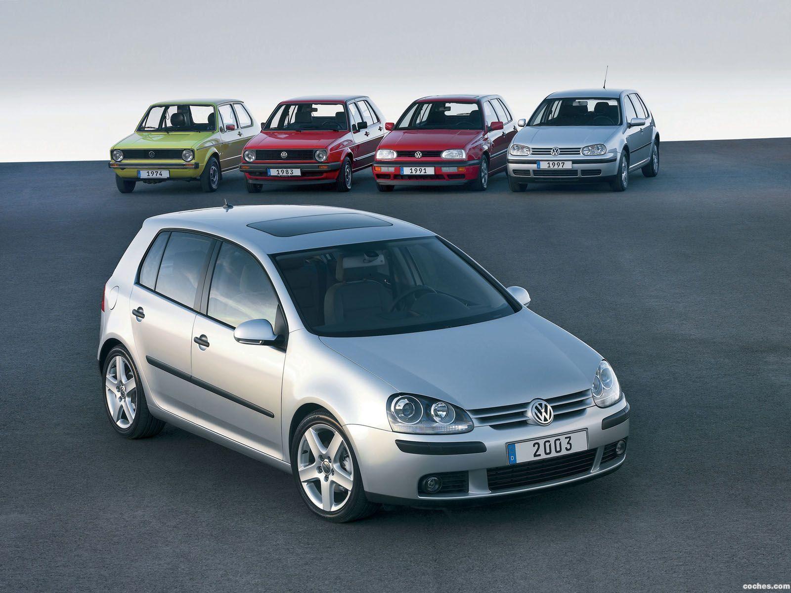 Foto 40 de Volkswagen Golf V 2003