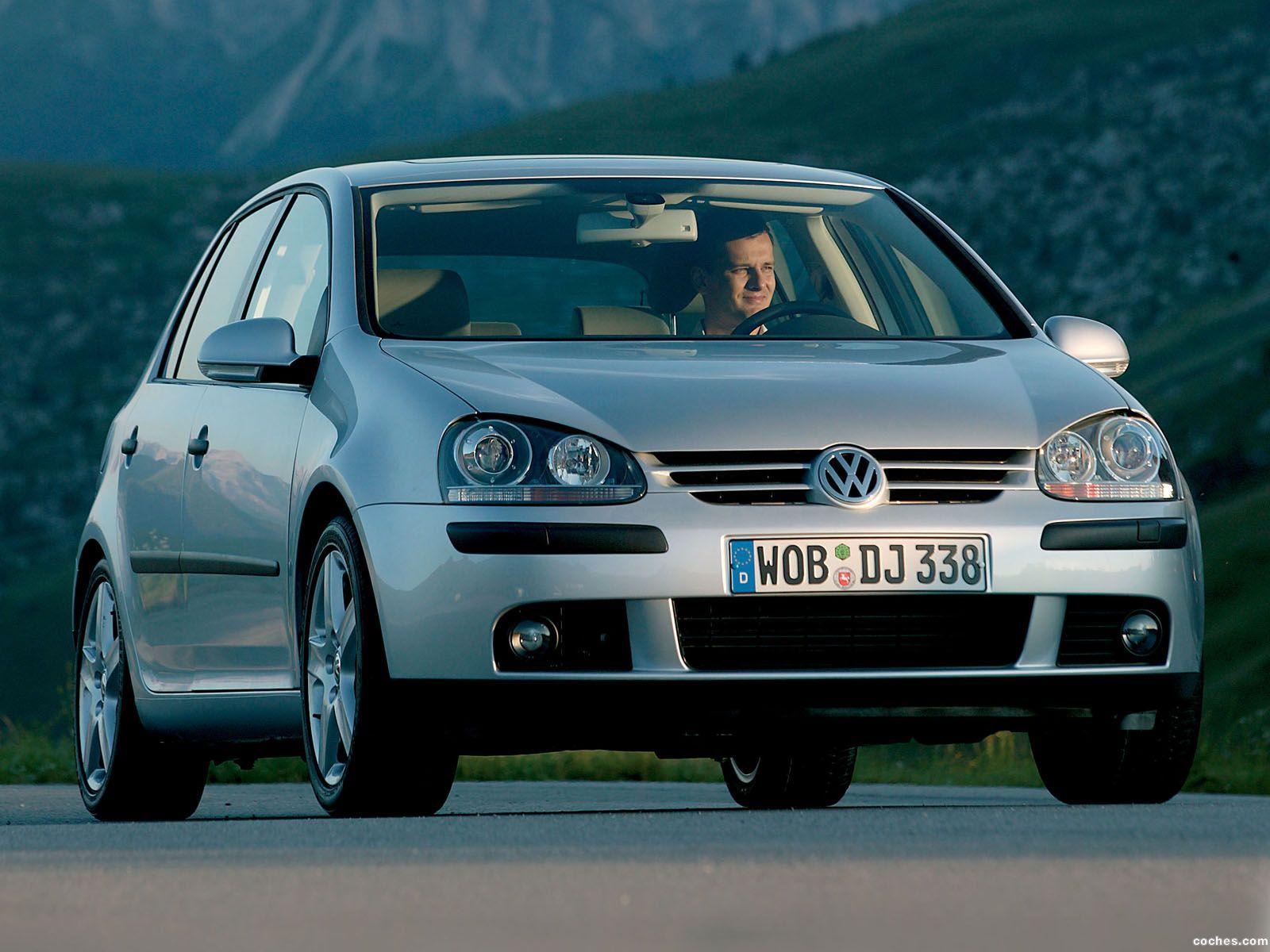Foto 35 de Volkswagen Golf V 2003