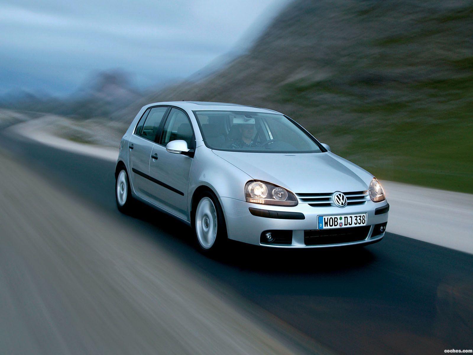 Foto 30 de Volkswagen Golf V 2003