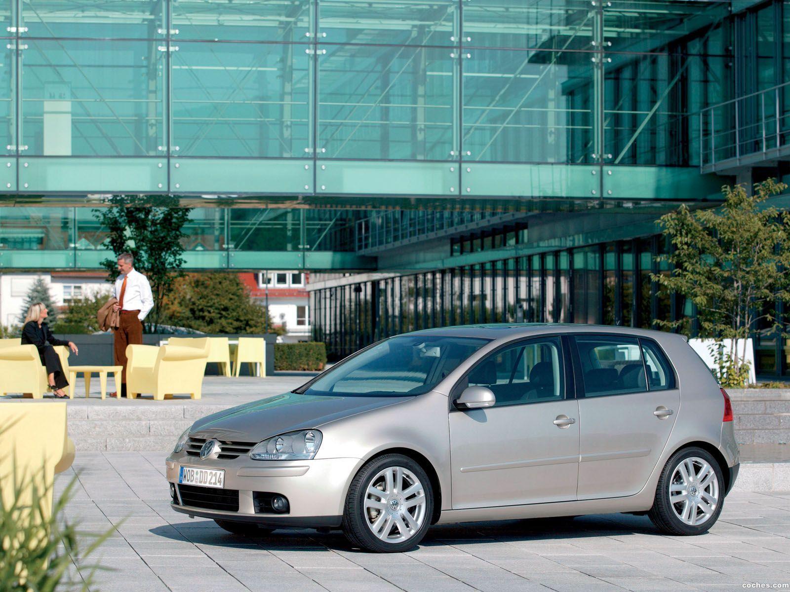 Foto 29 de Volkswagen Golf V 2003