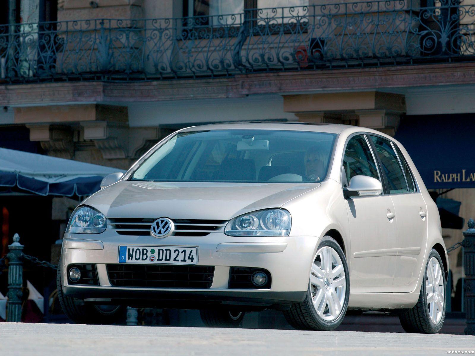 Foto 28 de Volkswagen Golf V 2003