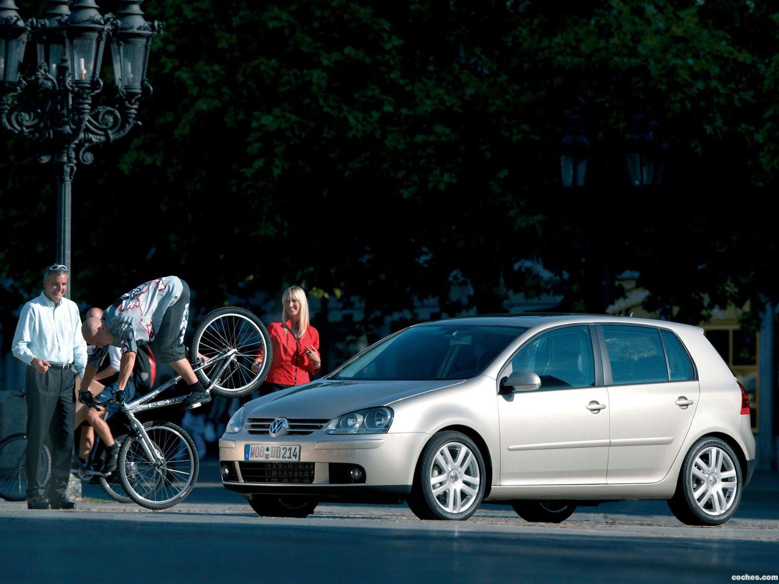 Foto 25 de Volkswagen Golf V 2003
