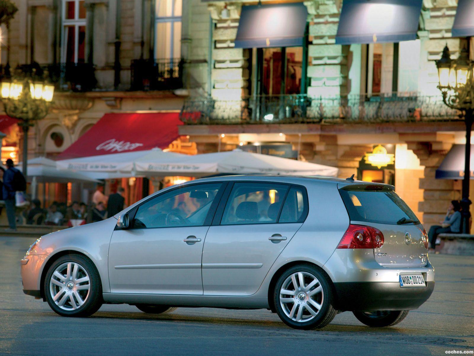 Foto 24 de Volkswagen Golf V 2003