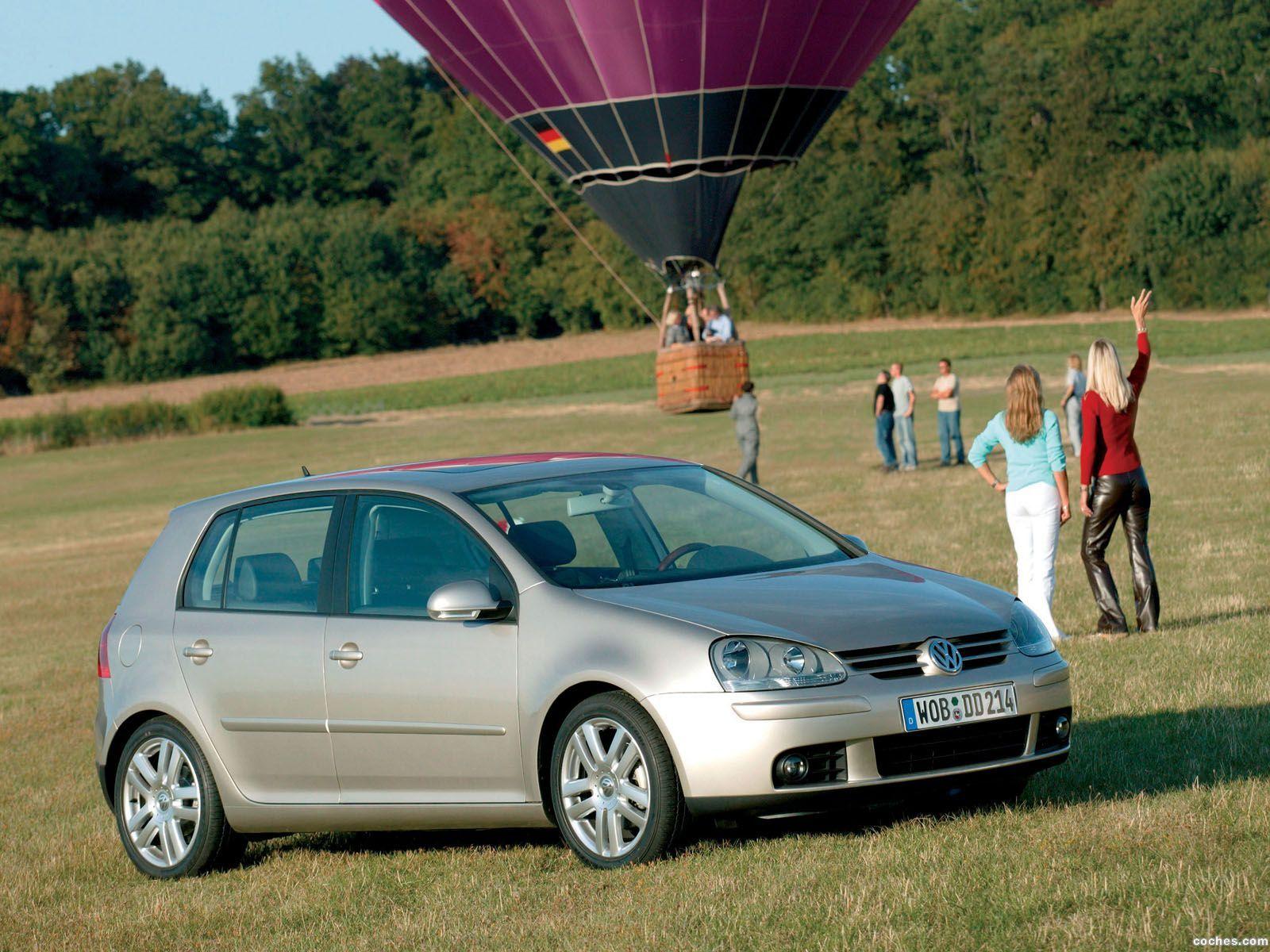 Foto 18 de Volkswagen Golf V 2003