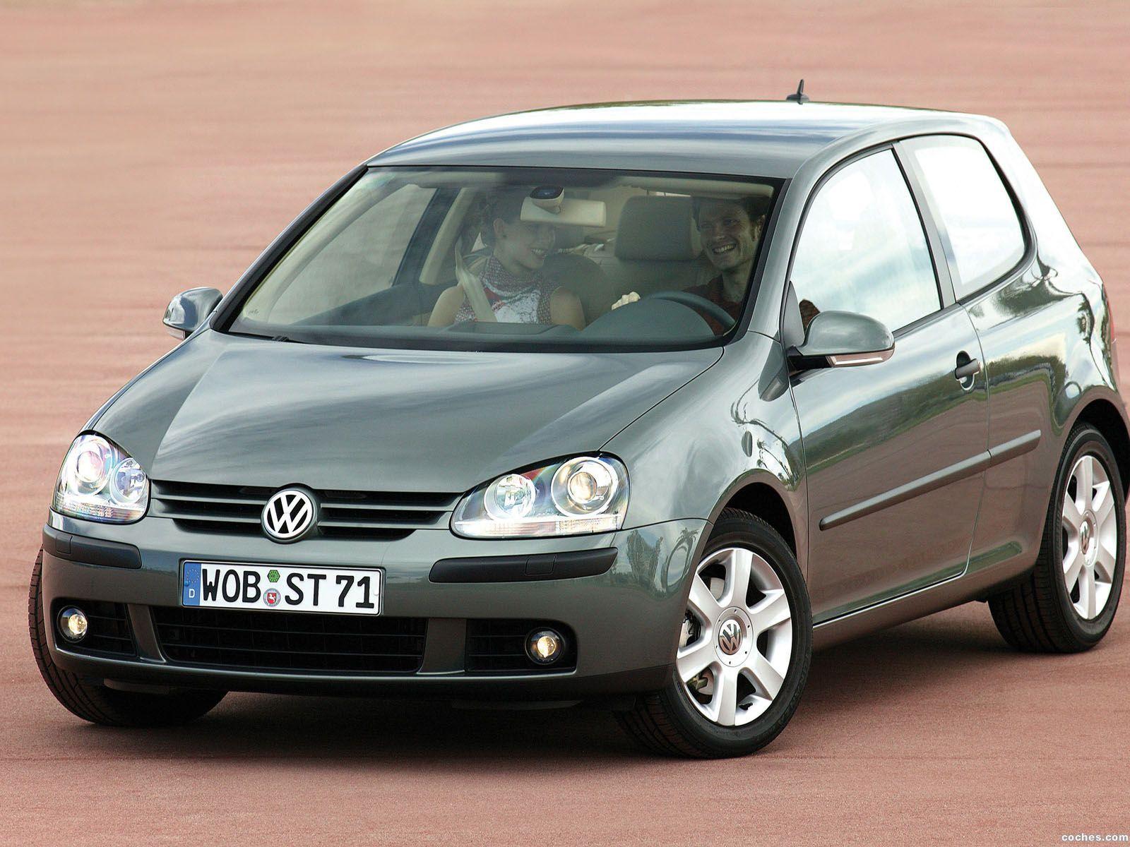 Foto 14 de Volkswagen Golf V 2003
