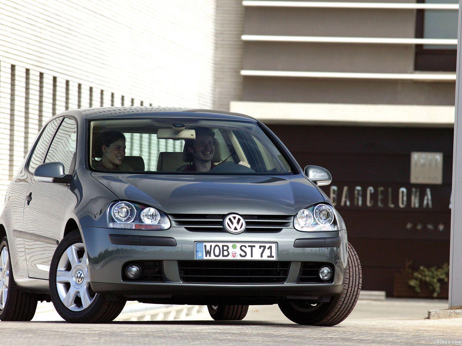 Foto 11 de Volkswagen Golf V 2003