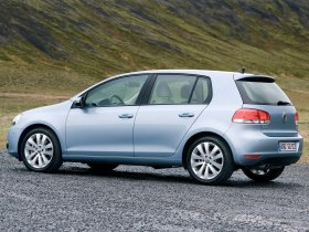 Ver foto 3 de Volkswagen Golf VI 5 puertas 2008