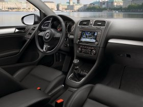 Ver foto 21 de Volkswagen Golf VI 5 puertas 2008