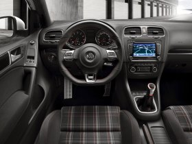Ver foto 11 de Volkswagen Golf VI GTI Concept 2008