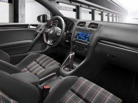 Ver foto 10 de Volkswagen Golf VI GTI Concept 2008