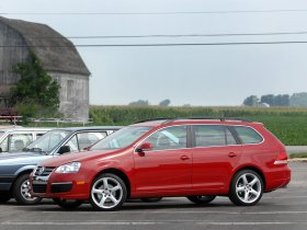 Ver foto 14 de Volkswagen Golf V Variant 2007