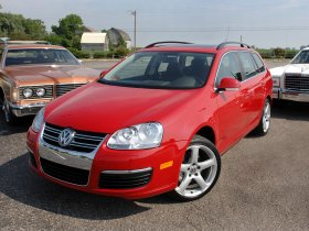 Ver foto 11 de Volkswagen Golf V Variant 2007