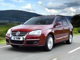 Ver foto 2 de Volkswagen Golf V Variant 2007