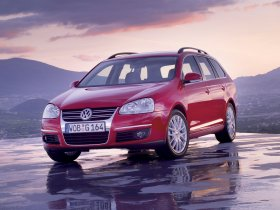 Ver foto 24 de Volkswagen Golf V Variant 2007