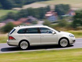 Ver foto 8 de Volkswagen Golf VI Variant 2009