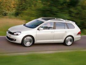 Ver foto 6 de Volkswagen Golf VI Variant 2009