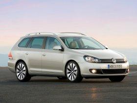 Ver foto 4 de Volkswagen Golf VI Variant 2009