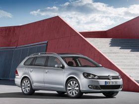 Ver foto 13 de Volkswagen Golf VI Variant 2009
