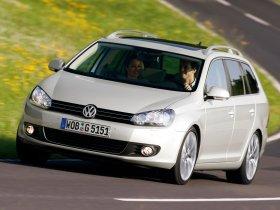 Ver foto 10 de Volkswagen Golf VI Variant 2009