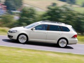 Ver foto 9 de Volkswagen Golf VI Variant 2009