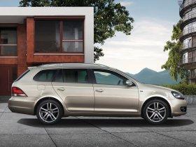 Ver foto 2 de Volkswagen Golf VI Variant Exclusive 2009