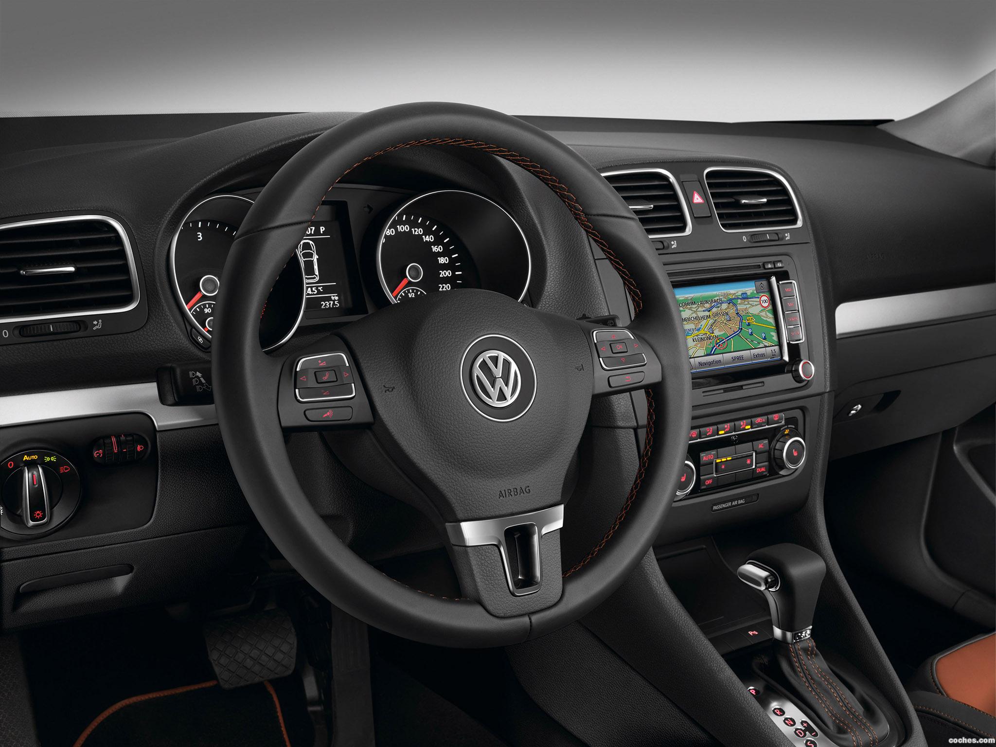 Foto 4 de Volkswagen Golf VI Variant Exclusive 2009