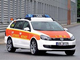 Fotos de Volkswagen Golf Variant Notarzt 2010