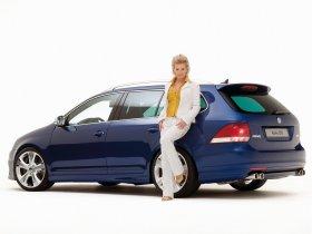 Ver foto 2 de Volkswagen Golf V Variant RaVe 270 2007