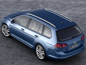 Ver foto 14 de Volkswagen Golf 7 Variant TSI BlueMotion 2013