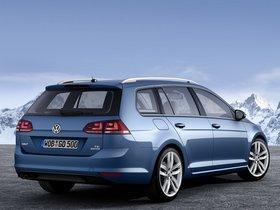 Ver foto 5 de Volkswagen Golf 7 Variant TSI BlueMotion 2013