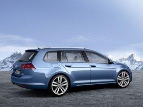 Ver foto 13 de Volkswagen Golf 7 Variant TSI BlueMotion 2013
