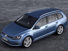 Ver foto 12 de Volkswagen Golf 7 Variant TSI BlueMotion 2013