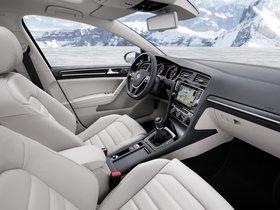 Ver foto 10 de Volkswagen Golf 7 Variant TSI BlueMotion 2013