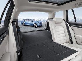 Ver foto 7 de Volkswagen Golf 7 Variant TSI BlueMotion 2013