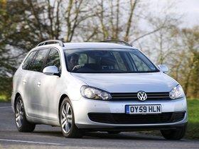 Ver foto 6 de Volkswagen Golf VI Variant UK 2009