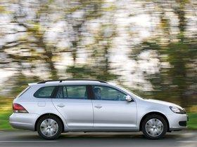 Ver foto 5 de Volkswagen Golf VI Variant UK 2009