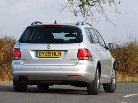 Ver foto 4 de Volkswagen Golf VI Variant UK 2009