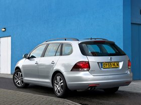 Ver foto 3 de Volkswagen Golf VI Variant UK 2009