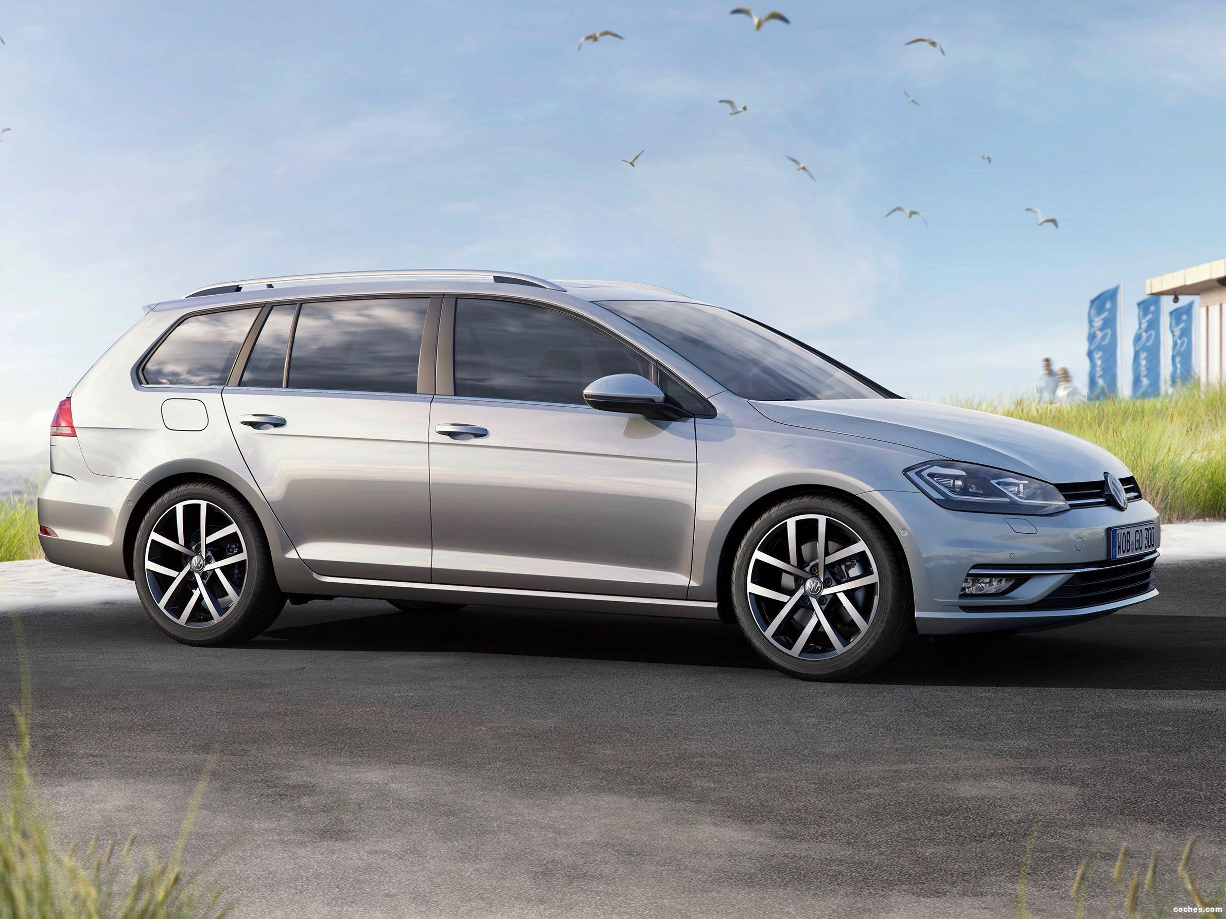Foto 0 de Volkswagen Golf Variant 2017