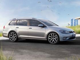 Fotos de Volkswagen Golf Variant 2017