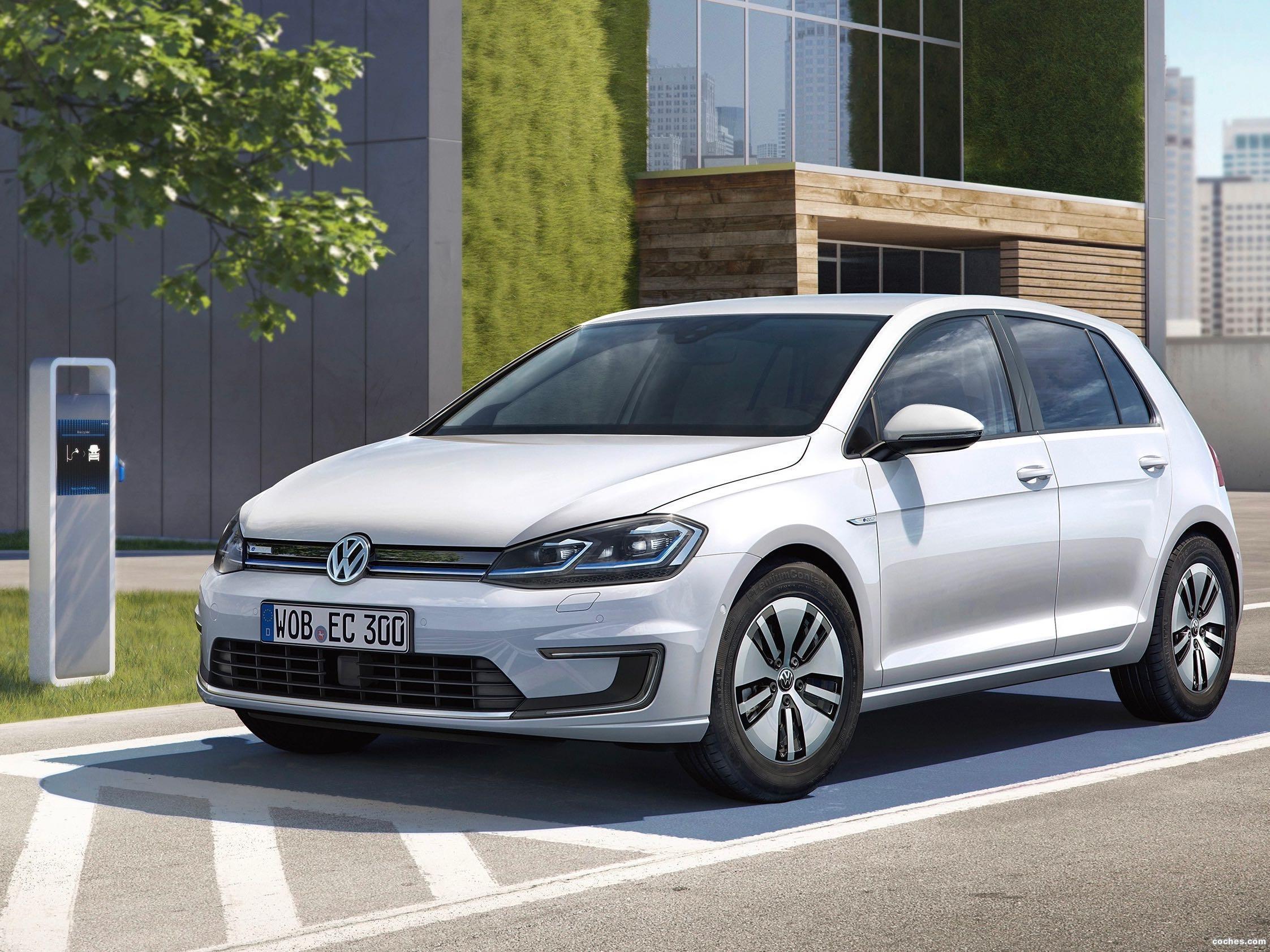 Foto 0 de Volkswagen e-Golf 2017